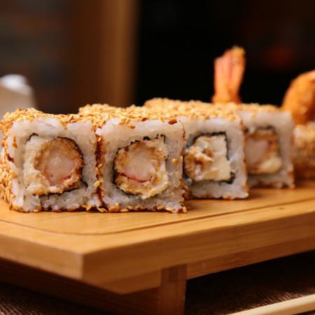 california spicy tempura